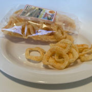 Snack kroužky jarní cibulka pikantní 50g